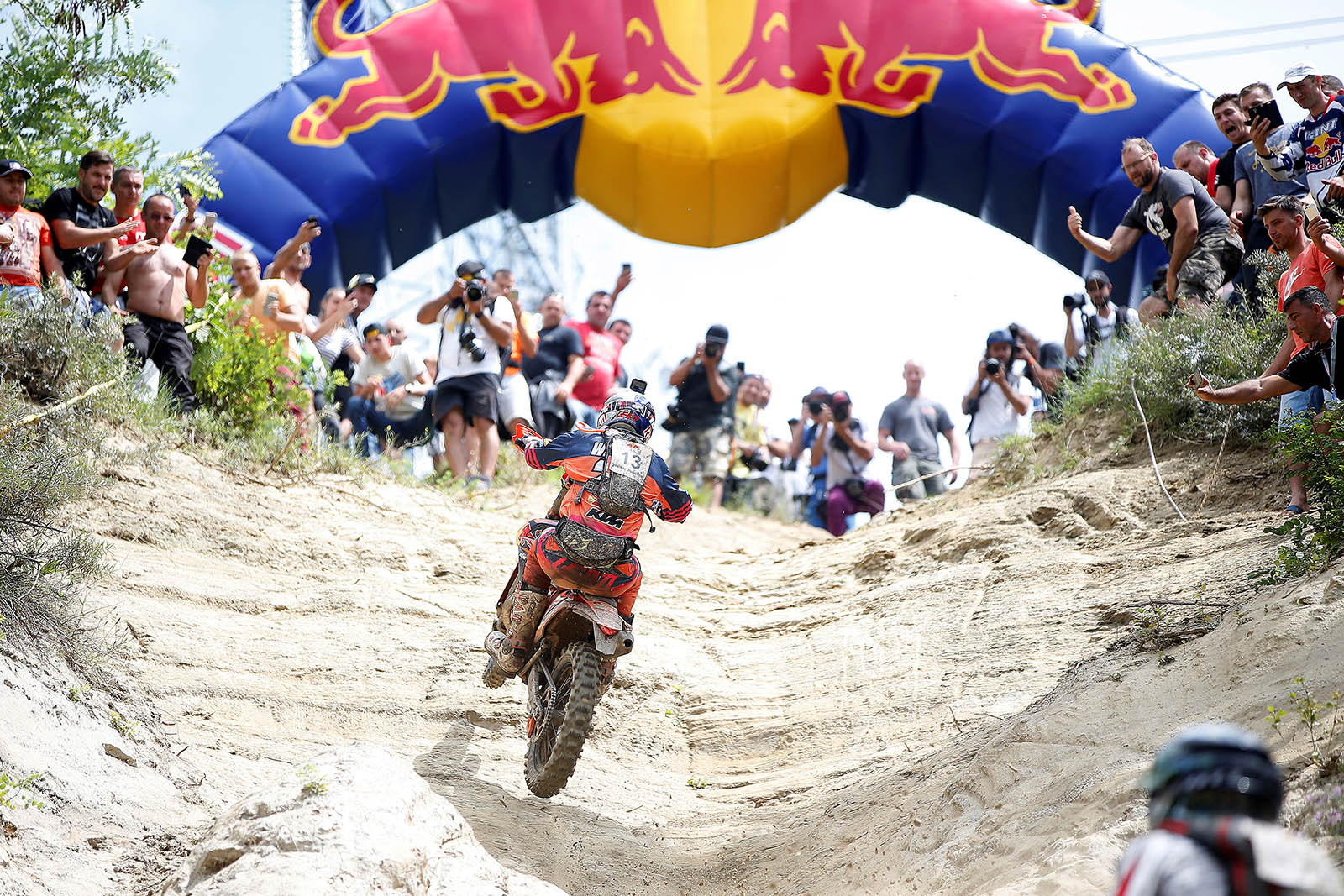 Red Bull Events >> Red Bull Romaniacs Iridewess