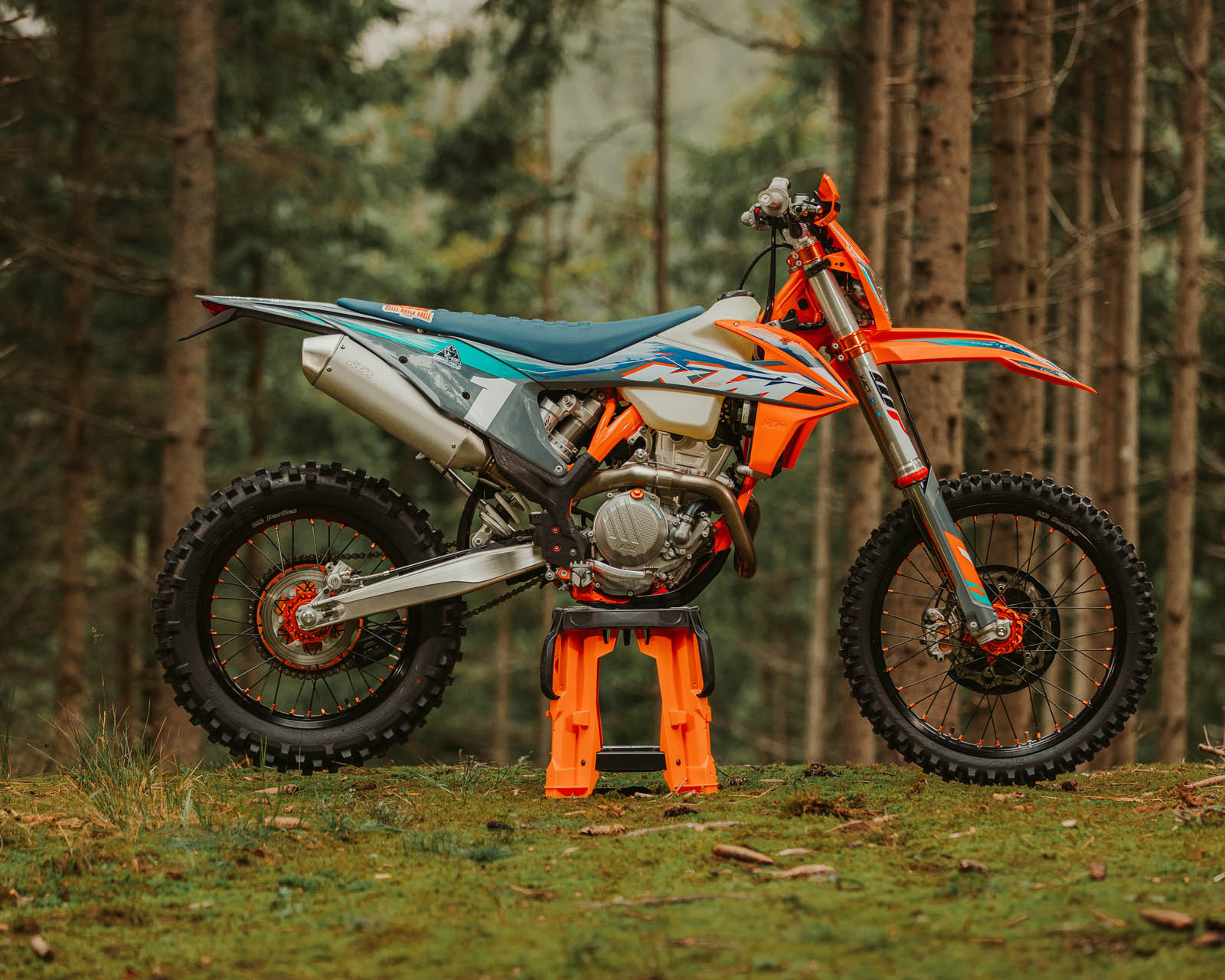 Wess Edition Ktm Enduro Bike Announced Iridewess Ktm ag is an austrian motorcycle and sports car manufacturer owned by ktm industries ag and indian manufacturer bajaj auto. wess edition ktm enduro bike announced